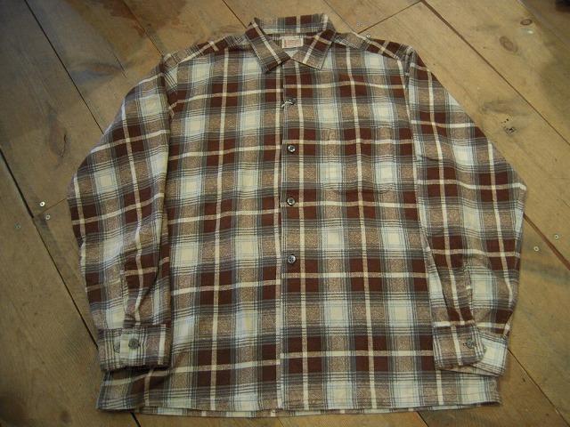 ネルシャツ色々!_d0121303_1352718.jpg