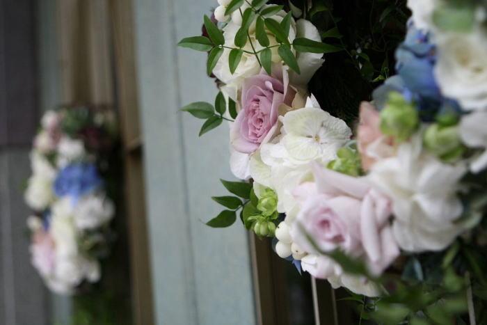 新郎新婦様からのメール アルテリーベ様の装花_a0042928_1917823.jpg