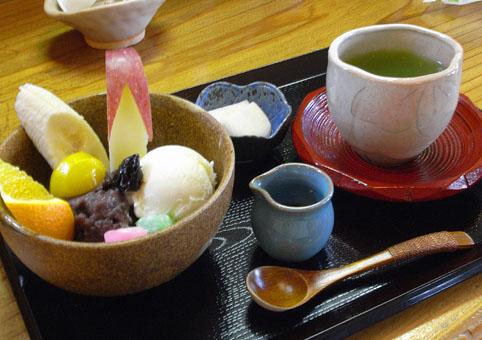 Os009 茶みせ風来庵/お昼ごはんに、喫茶にこだわりのおもてなし_f0193643_13522179.jpg