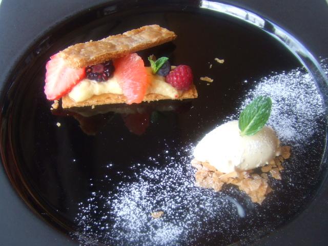 フレンチレストラン Chez Tomo (シェトモ)_c0007919_1610455.jpg