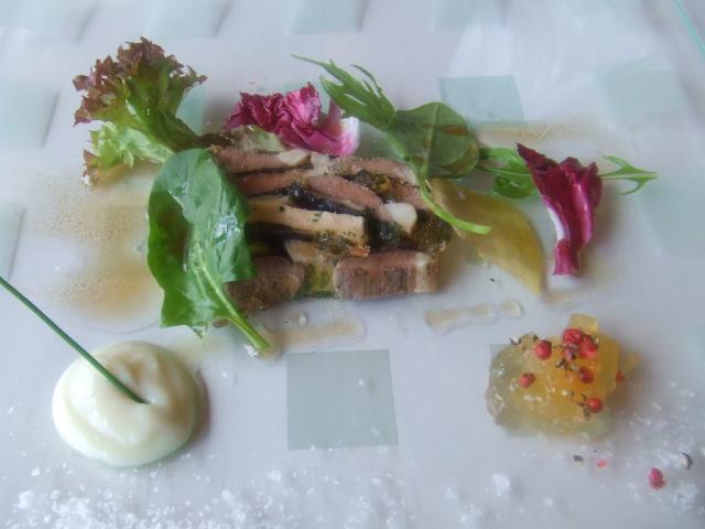 フレンチレストラン Chez Tomo (シェトモ)_c0007919_1682138.jpg