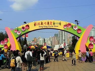 香港花卉展覧2009~HONGKONG FLOWER SHOW~_e0155771_20281110.jpg