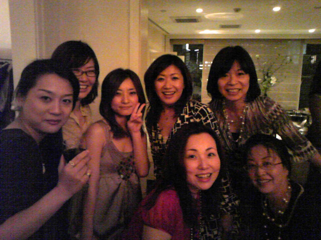 出逢いと再会の3days - Third day! ~ Omotesando- Aoyama - Akasaka ~_e0142585_15272119.jpg