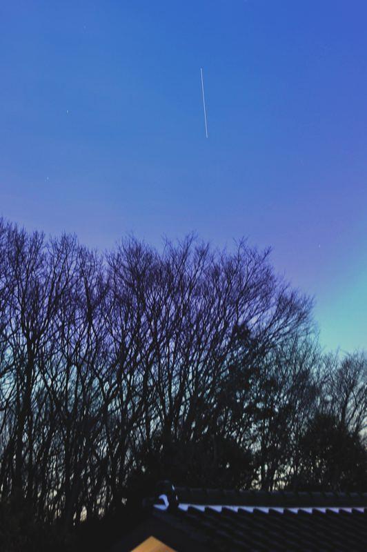 カワちゃん宙返り/昨夕の国際宇宙ステーション(ISS)_b0024798_565998.jpg