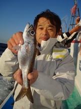 2009年3月15日 日曜日 フラッシャーサビキ五目~ヤリイカ船 午後ヤリイカ船_f0031613_20283989.jpg