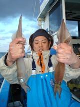 2009年3月15日 日曜日 フラッシャーサビキ五目~ヤリイカ船 午後ヤリイカ船_f0031613_20285679.jpg