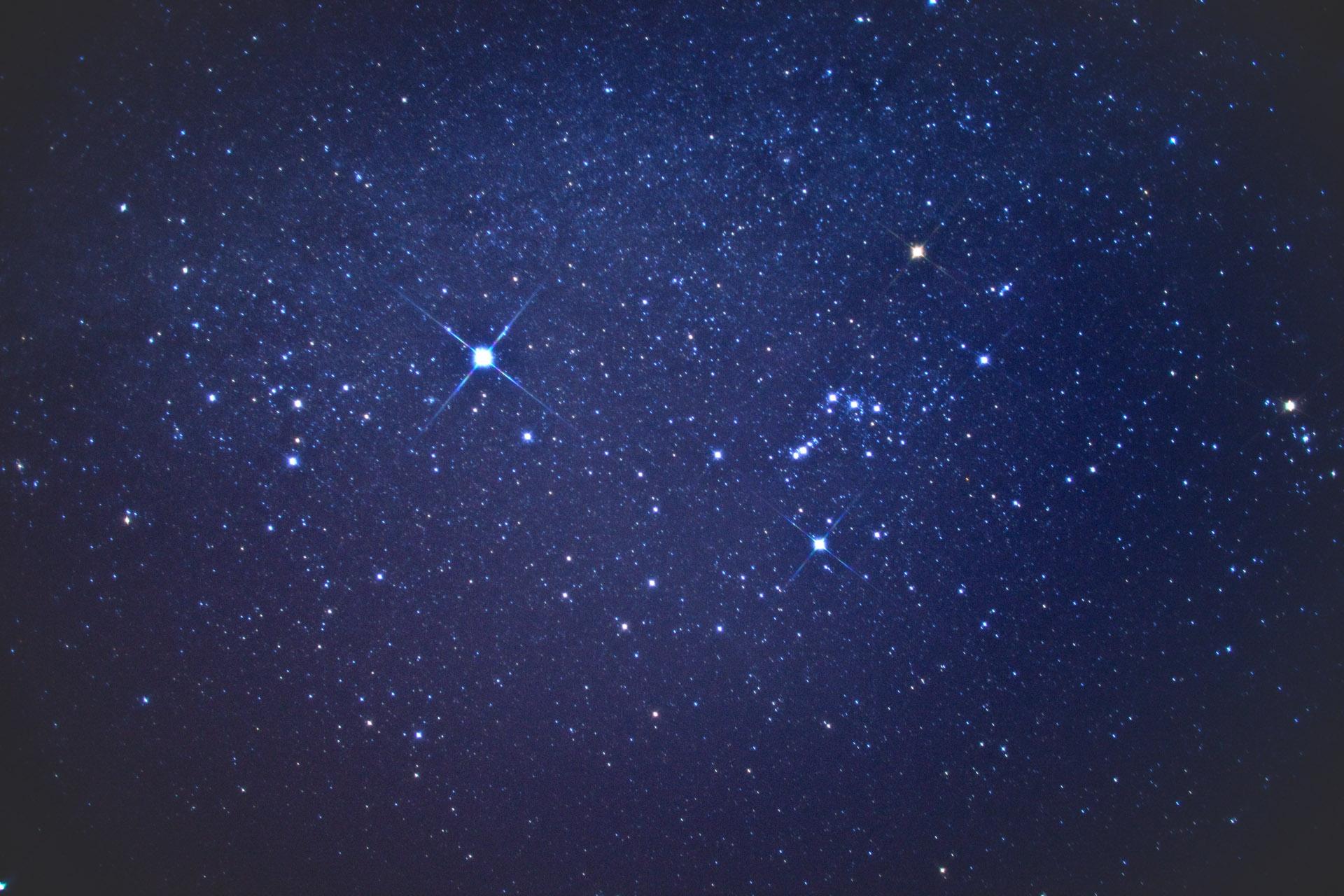 NAVER まとめ宇宙の神秘。冬の星空。美しすぎる。。わん。