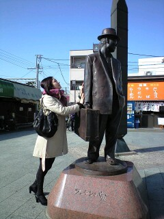 葛飾柴又にて_b0072729_020479.jpg