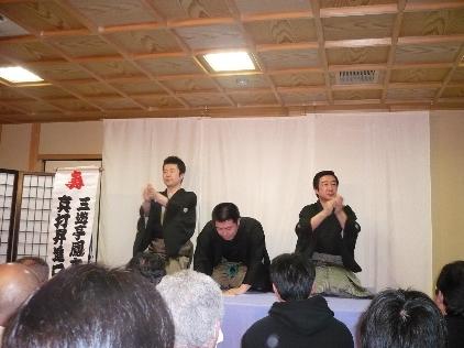 本日の一献 《3月17日》 高円寺 信濃寄席_f0193752_22191323.jpg