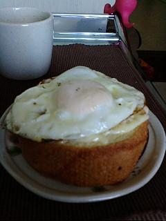 2009年3月18日 今日の卵!_c0068174_7284730.jpg
