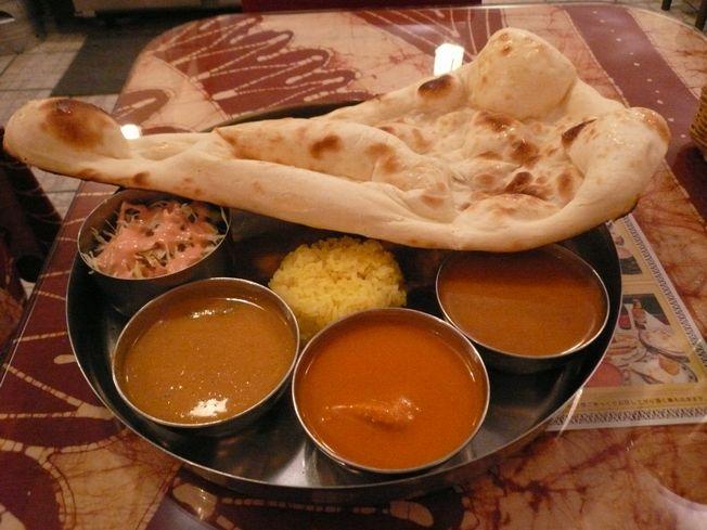 インド料理 in シュリアルナ_f0097683_17465253.jpg