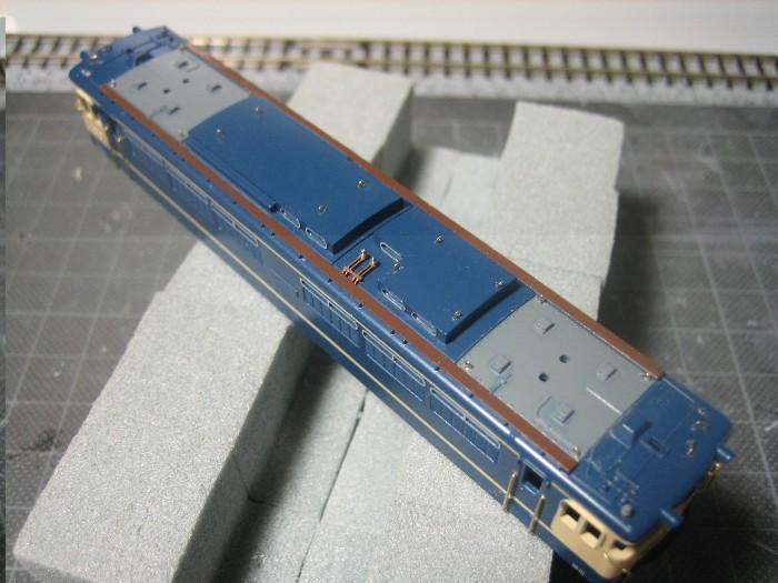 EF65PF中期型に改造 その②_e0120143_20335769.jpg