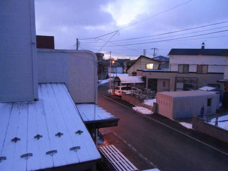 春分の日 【午後の雪】_c0025115_1885034.jpg