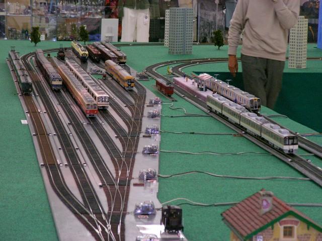 近鉄上本町店 鉄道まつり_a0066027_6215780.jpg