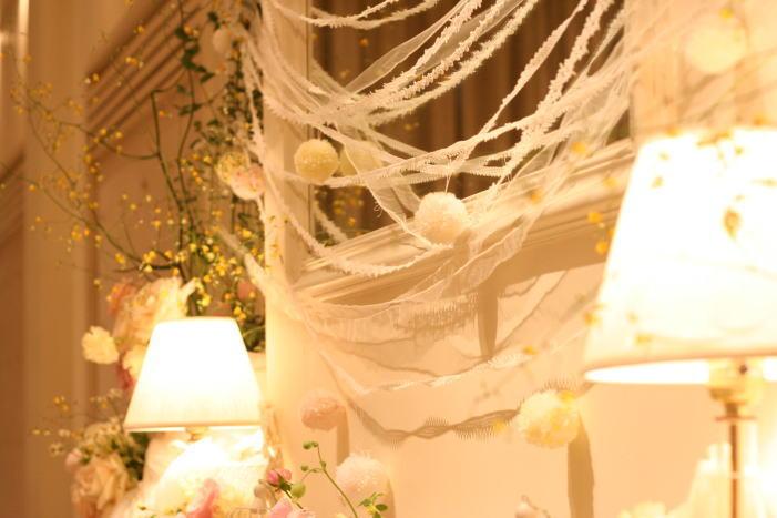 夢のように 花とリボン アフィーテ目黒様へ_a0042928_23195716.jpg