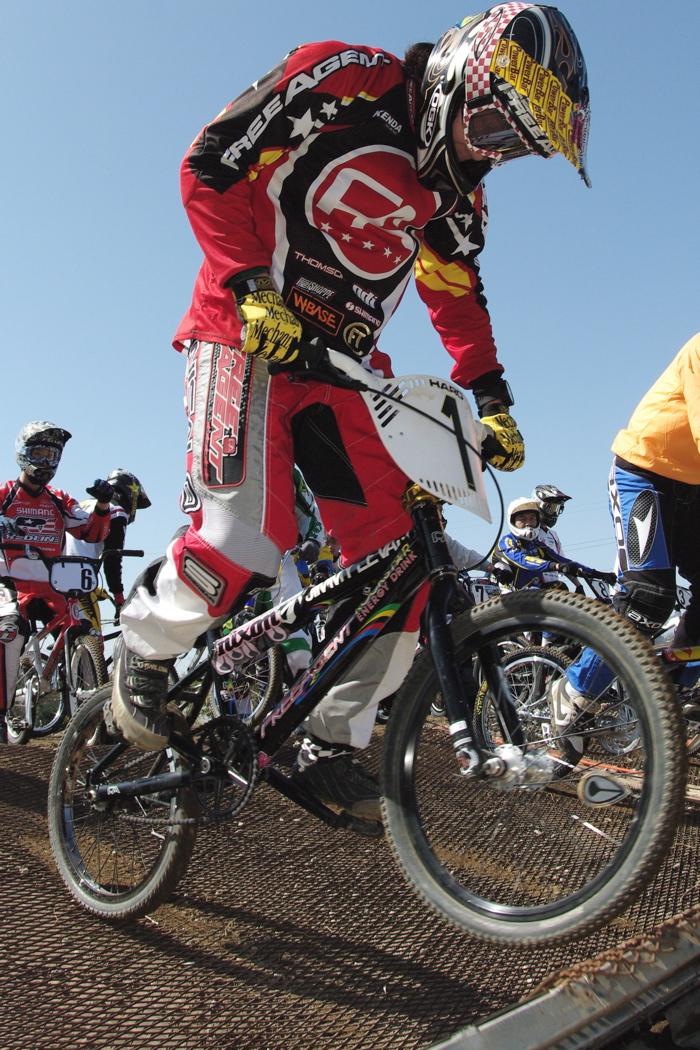 スタートマニア2009:JOSF緑山関東オープン公式練習_b0065730_9353863.jpg