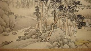 幕末の萩藩の絵師たちの特別展示_f0101949_1119792.jpg