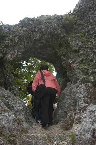 歴史探訪~南城市のグスク・ヒージャー巡り~②_c0180460_1759952.jpg