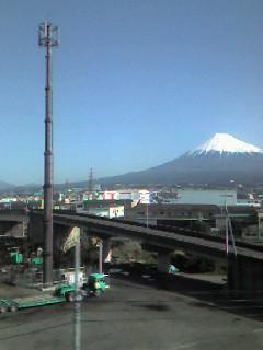 今日の富士山_e0033609_8224142.jpg