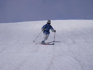 雪の遊びと春の訪れ_f0105112_1052599.jpg