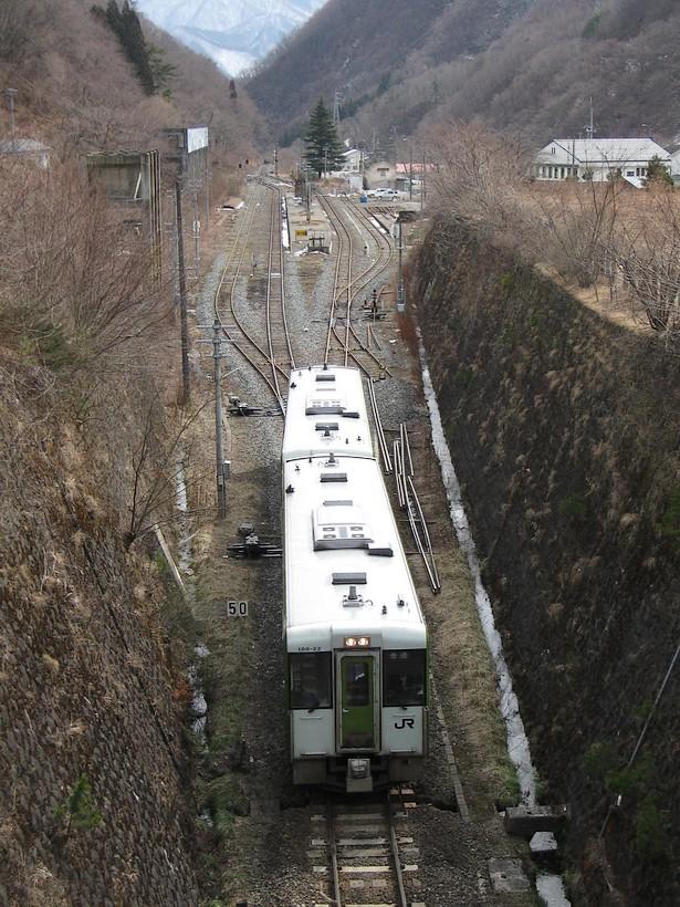 またしても、高みでの電車遭遇_d0001843_234876.jpg