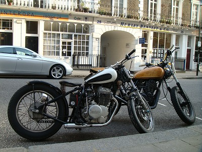 SR500 & XS400 in London_f0164058_545961.jpg