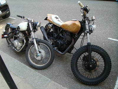 SR500 & XS400 in London_f0164058_551561.jpg