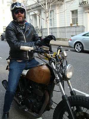 SR500 & XS400 in London_f0164058_553411.jpg