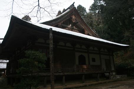 近江湖東 <第11番 釈迦山 百済寺>_a0045381_7185669.jpg