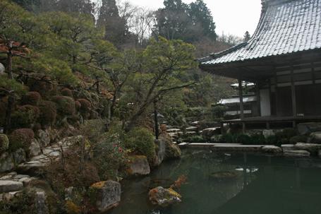 近江湖東 <第11番 釈迦山 百済寺>_a0045381_7581345.jpg