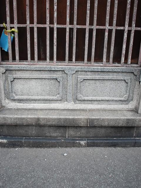 函館銀座通り・レトロ建築コレクション(その1、旧ホテル中央荘)_f0142606_7584729.jpg
