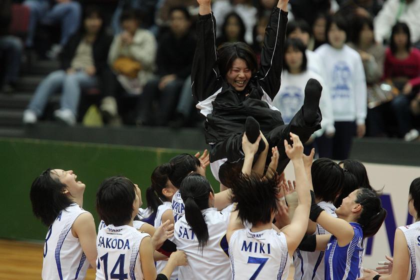 2008/09 V・プレミアリーグ女子 ...