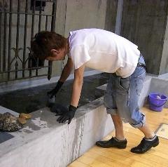 池掃除_b0161661_2027271.jpg