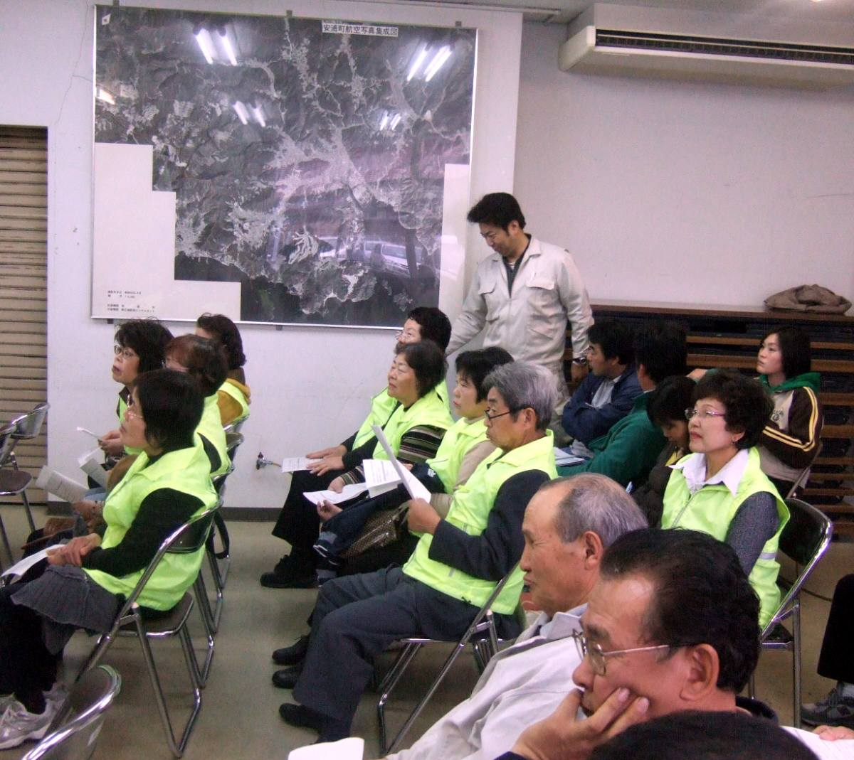 安浦町まちづくり活動事業助成報告会_e0175370_1335171.jpg