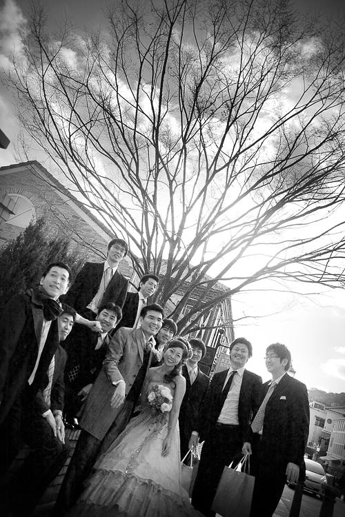 3/20 結婚式の写真/神戸 異人館通り_a0120304_8423767.jpg