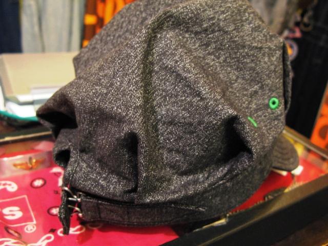オリジナルWORK CAP 洗ってみました!_c0144020_1429224.jpg