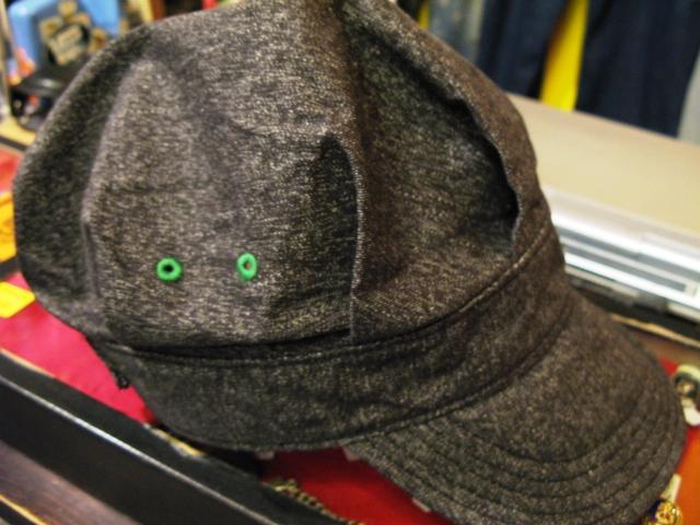 オリジナルWORK CAP 洗ってみました!_c0144020_14293341.jpg