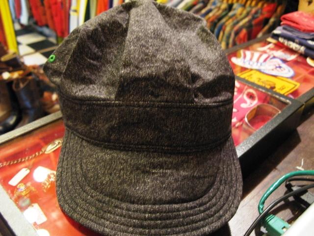 オリジナルWORK CAP 洗ってみました!_c0144020_14294542.jpg