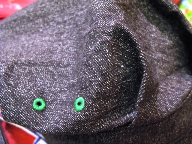 オリジナルWORK CAP 洗ってみました!_c0144020_1429976.jpg