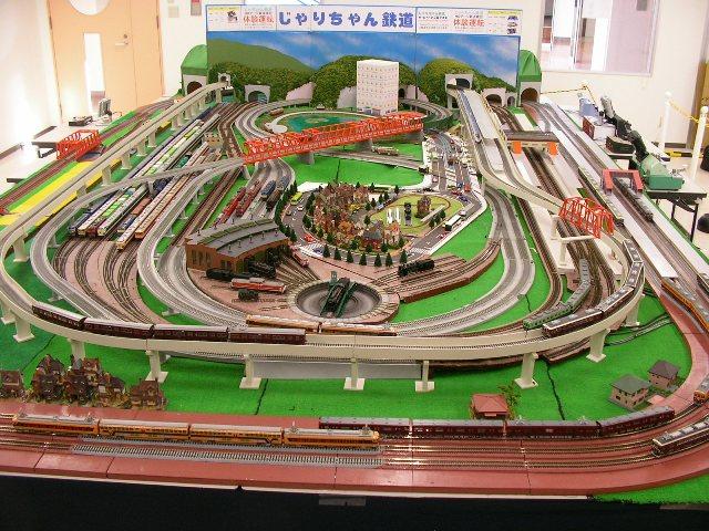 第2回 親子で遊ぼう鉄道模型in彦根 開催_a0066027_5281327.jpg