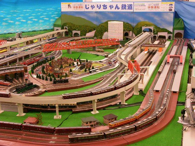 第2回 親子で遊ぼう鉄道模型in彦根 開催_a0066027_5283534.jpg