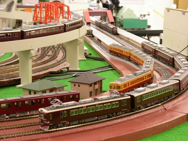 第2回 親子で遊ぼう鉄道模型in彦根 開催_a0066027_5285030.jpg