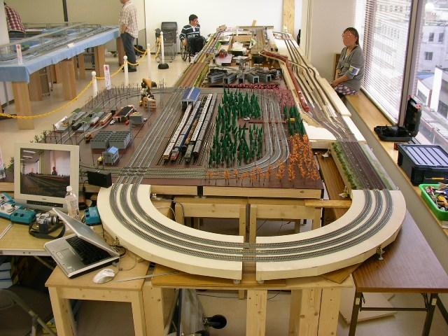 第2回 親子で遊ぼう鉄道模型in彦根 開催_a0066027_5302098.jpg