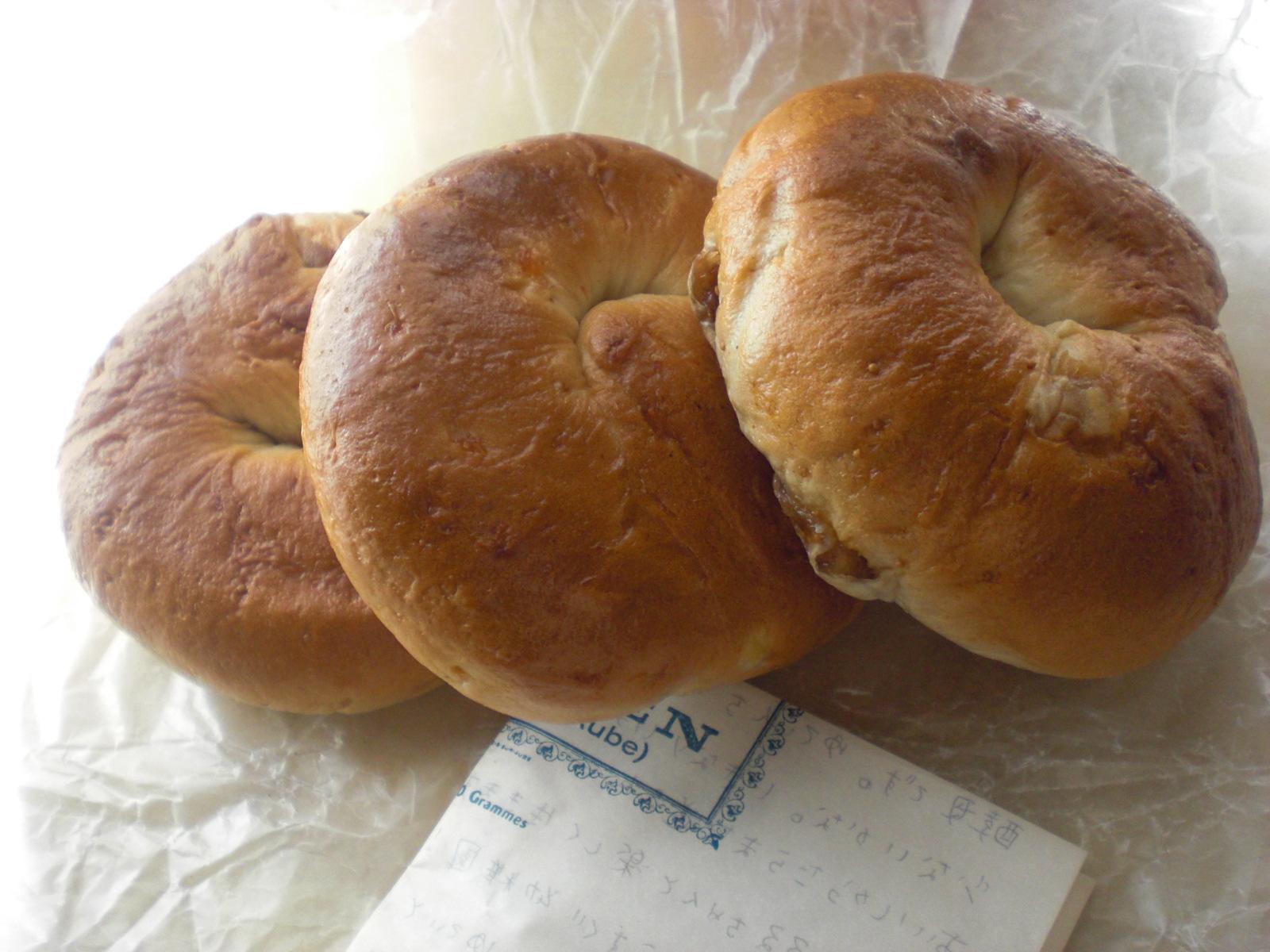パンが届く_c0168433_9593055.jpg