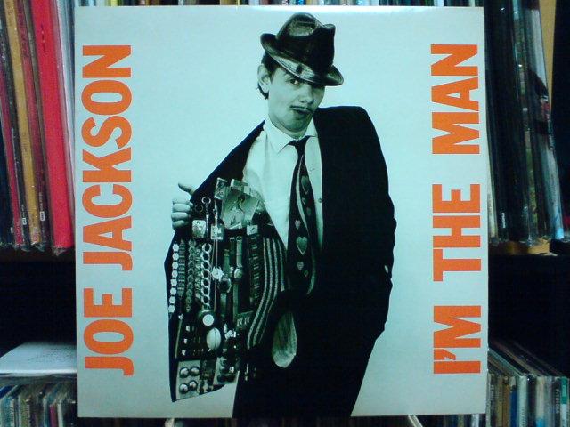 Joe Jackson / I\'m The Man_c0104445_2251263.jpg