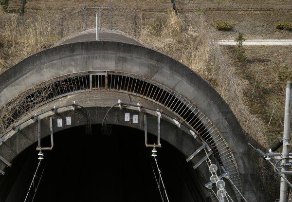 武蔵野南線トンネル_e0129750_21311792.jpg