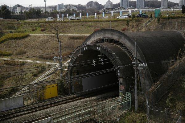 武蔵野南線トンネル_e0129750_2131620.jpg