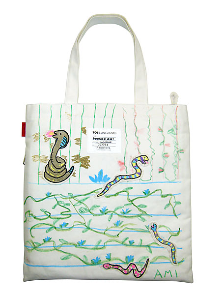 TOTE AS CANVAS Charity Event_f0197258_212459.jpg