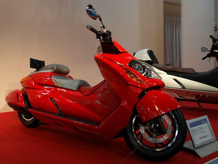 大阪モーターサイクルショー2009_f0097683_9192476.jpg
