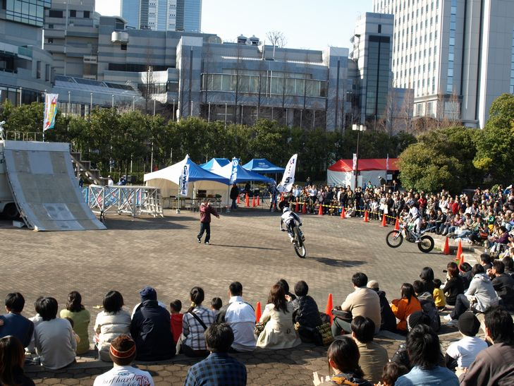大阪モーターサイクルショー2009_f0097683_9213068.jpg
